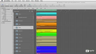15. Mixing in Folders