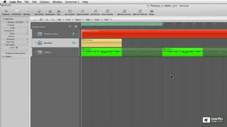 Logic 407: Producing With Folders - Preview Video