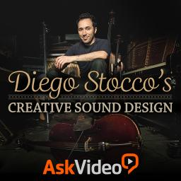 Sound Design 101 Diego Stocco's Creative Sound Design Product Image