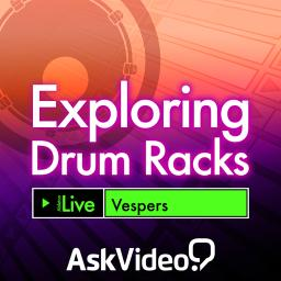 Live 9 204Exploring Drum Racks Product Image