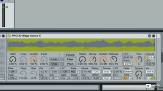 9. LFO Modulation in the Simpler