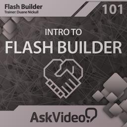 Flash Builder 101Intro to Flash Builder Product Image