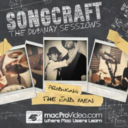SongCraft 102 Producing The End Men Product Image