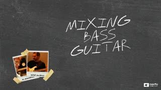 15. Bass Mixing