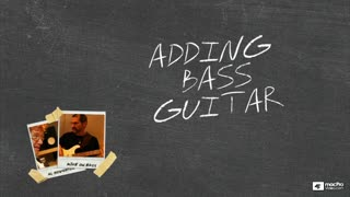 9. Adding in the Bass