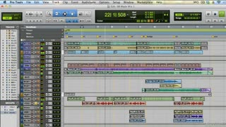 19. Mixing the song