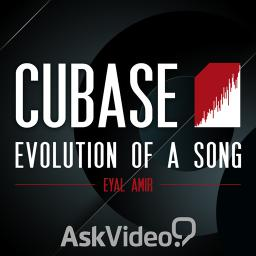 Cubase 7 404 Evolution of a Song Product Image