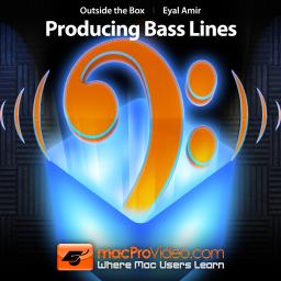 Outside The Box 102 Producing Bass Lines Product Image