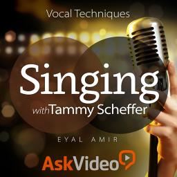 Vocal Techniques 101 Singing with Tammy Scheffer Product Image