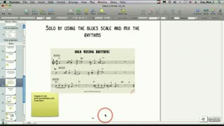 64. Placing Audio on a Slide from iTunes