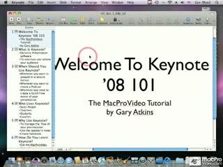 15. Maximize/Minimize Keynote Window