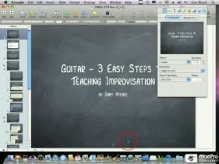 78. Using Transitions To Organize Your Slides