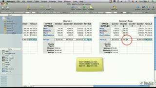 40. Entering Formulas Using Multiple Tables