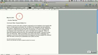 12. Formatting Text: Fonts, Sizes, and Colors