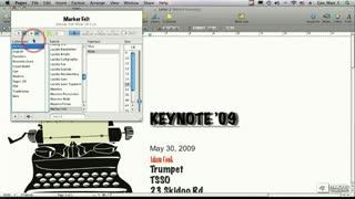 25. Font Size Key Commands