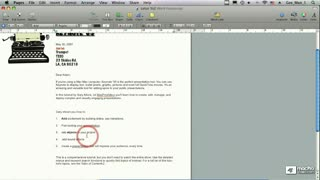 36. Spell Check Key Commands & Right Click
