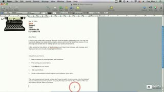 38. Proofreading  Key Commands