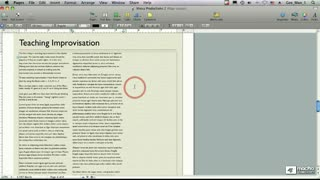 66. Column Formatting Text