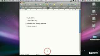 06. Copy, Paste, Cut  & Move Text