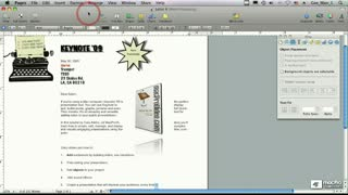 75. Exporting as a PDF File