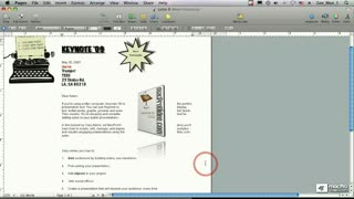 80. Using iWork.com Part 1
