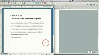82. Opening a Word File