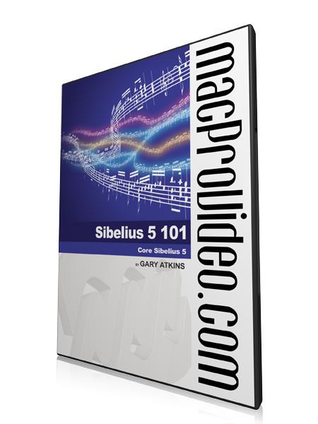 Sibelius 5 101: Core Sibelius