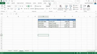 1. Welcome to Excel 2013