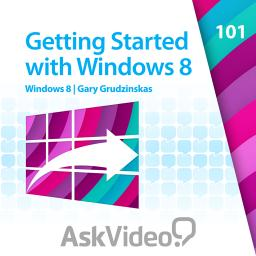 Windows 8 101Getting Started with Windows 8 Product Image