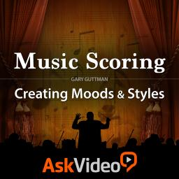 Music Scoring 101 Creating Moods and Styles Product Image