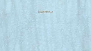 15. Mysterious