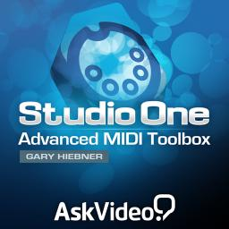 Studio One 103Advanced MIDI Toolbox Product Image