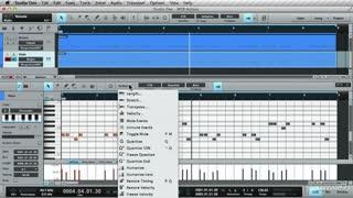 10. MIDI Quantize Actions