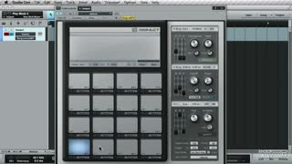 16. Using the Impact Drum Machine - Part 1