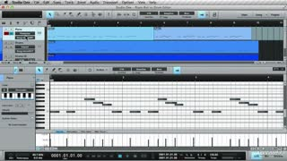 5. Piano Roll vs. Drum Editor