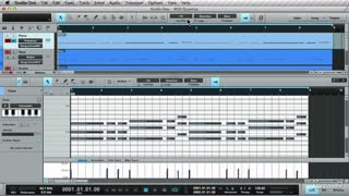 6. Using MIDI Quantization