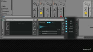 8. Using the Modification Settings on the Convolution Reverb Pro