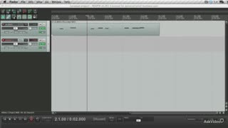 16. The MIDI Keyboard in Reaper