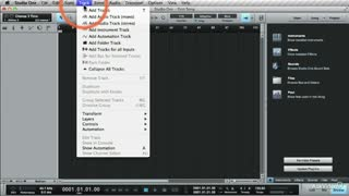 7. Adding Audio Tracks