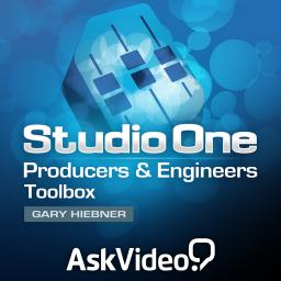 Studio One 102Producers and Engineers Toolbox Product Image