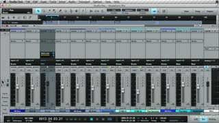 7. The Mixing Console