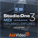 Studio One 103 - MIDI Explained and Explored