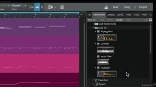 15. Arpeggiator Patterns