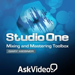 Studio One 104Mixing and Mastering Toolbox Product Image