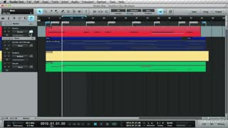 12. Exporting the Mixdown