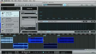 13. Setting Up a Mastering Project