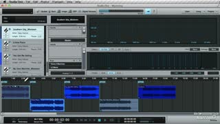 14. Editing Songs in the Project