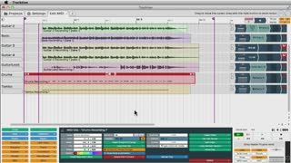 15. Editing & Quantizing MIDI