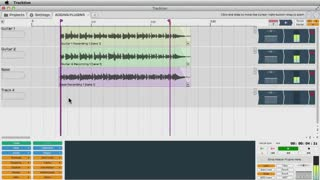 8. Audio Effects with the Inline Mixer: Pt 1