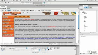 21. Controlling A Page with Internal & External Style Sheets